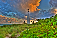 Cape Florida Light - Bill Baggs State Park, Key Biscayne, FL
