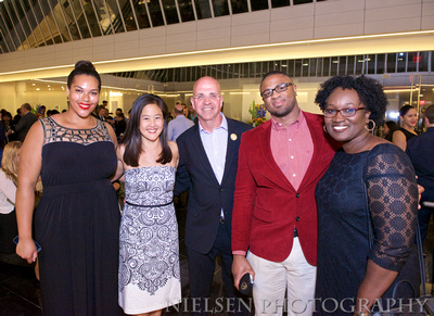 Nielsen Photography: VIP Reception &emdash;