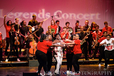Nielsen Photography: Legends Concert &emdash;