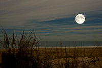 Rise of the Hunters' Moon - at Bethany Beach